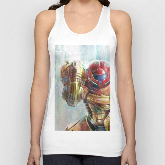 at last the galaxy is at peace  Unisex Tank Top
