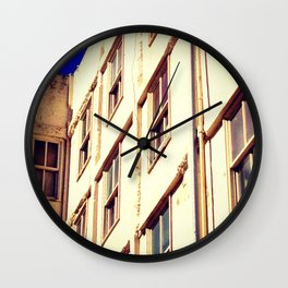 Day Six: Power House Wall Clock