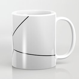 MNML BRKN SLVR Coffee Mug