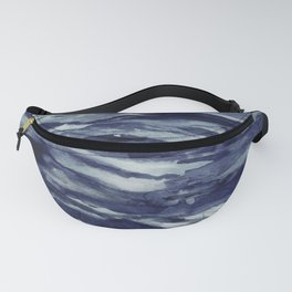 Out there - ocean Fanny Pack