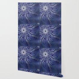 Lavender Flourish Wallpaper