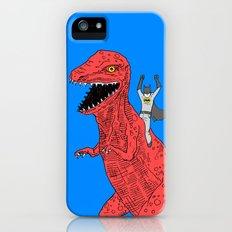 Dinosaur B Forever Slim Case iPhone SE