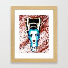 Blood Bride Framed Art Print