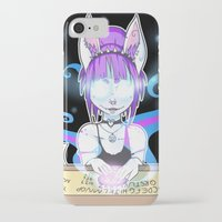 occult iPhone & iPod Cases featuring Occult by JekyllDraws