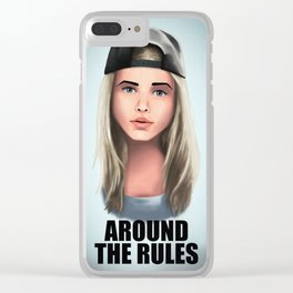 Around the rules Clear iPhone Case
