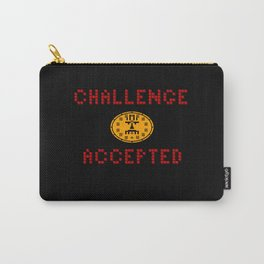 Challenge Accepted Carry-All Pouch