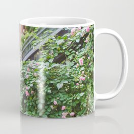 West Village Summer Blooms Coffee Mug