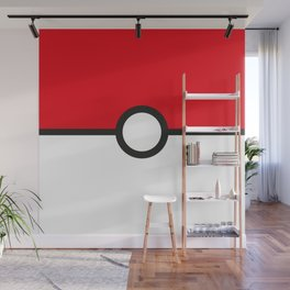 Pokémon Go Addict Wall Mural