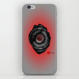 Power Off iPhone Skin