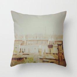 latitude Throw Pillow