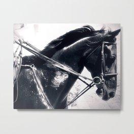 Blackjack Metal Print