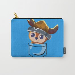 Viking Pepe! Carry-All Pouch