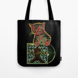 Tribe Cat Tote Bag
