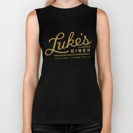 Luke's Diner Biker Tank