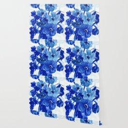 blue stillife Wallpaper