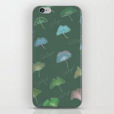 Ginkgo  iPhone & iPod Skin