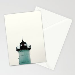 Blue Lighthouse Stationery Cards
