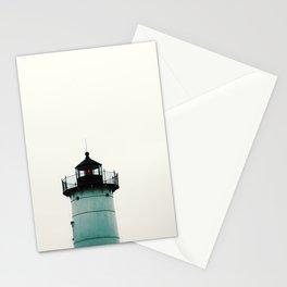 Blue Lighthouse Stationery Cards