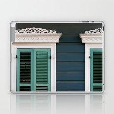 Creole Cottage Laptop & iPad Skin
