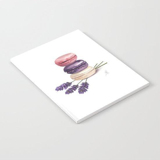 Macarons Notebook