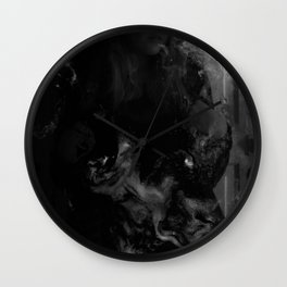 The Disembodied Divine Wall Clock