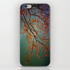 Neon Nights iPhone & iPod Skin