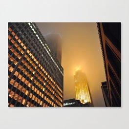 Wells Fargo Center - Minnesota Canvas Print