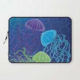 Ethereal Jellies Laptop Sleeve