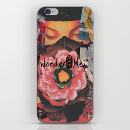 World of Wondermei iPhone Skin