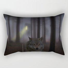 Grandma's house Rectangular Pillow