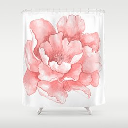 Beautiful Flower Art 21 Shower Curtain
