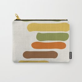 Abstract No.6 Tornado Carry-All Pouch