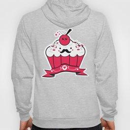 Hipster Cupcake Hoody