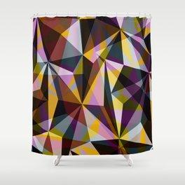 ∆ V Shower Curtain