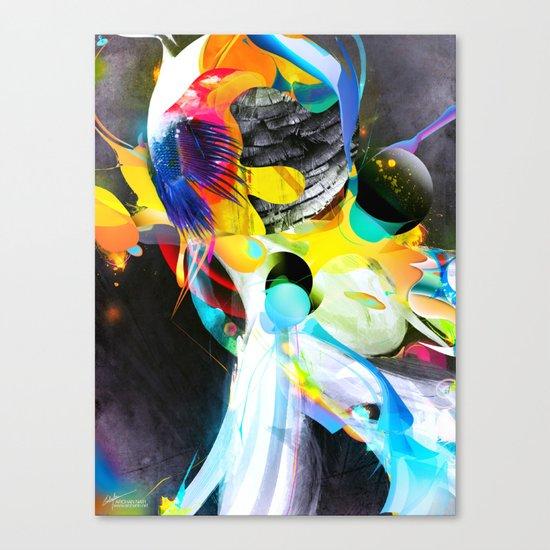 Vivid Reflections Canvas Print