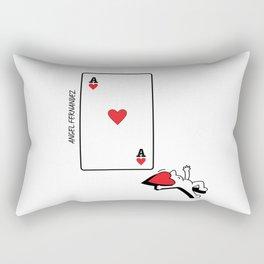 As of Hearts - 2 Rectangular Pillow