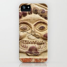 Greek Medusa iPhone Case