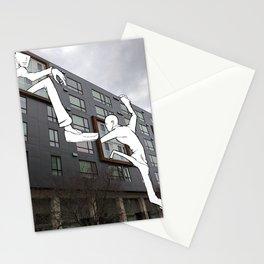 Window Jump Stationery Cards
