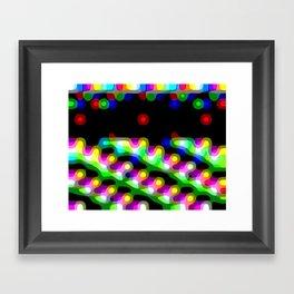 MEMORY.DMP Framed Art Print