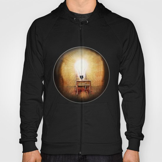 The Seat of Big Ideas Hoody