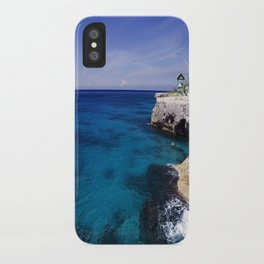 Caribbean Ocean iPhone Case