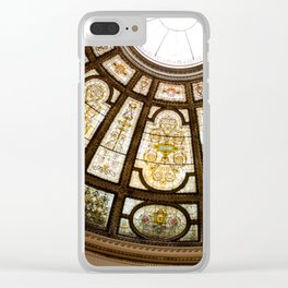 Glory - The Chicago Cultural Center Clear iPhone Case