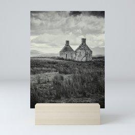 The Abandoned House II Mini Art Print