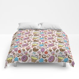 Desserts and Sweets Comforters