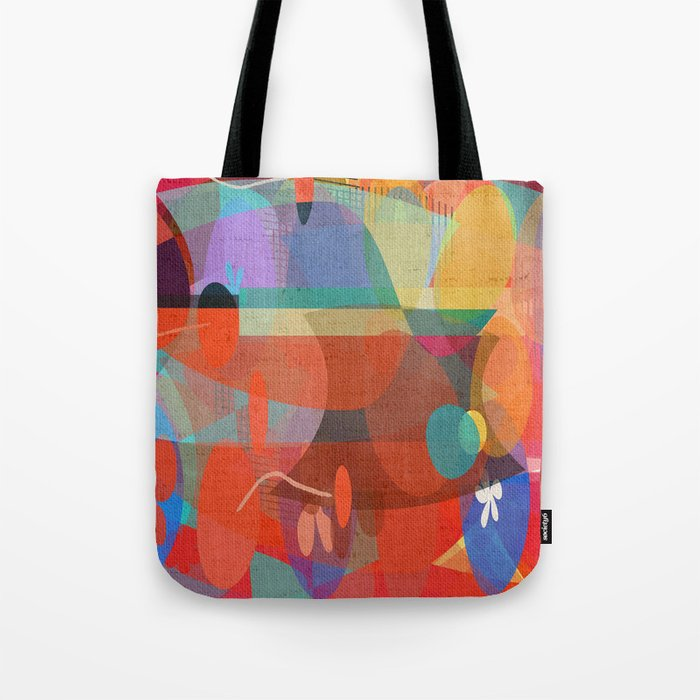 The Mix Tote Bag