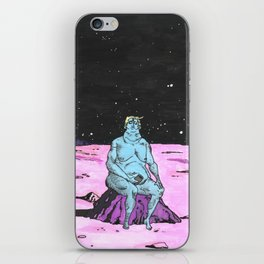 Is There Trump On Mars? iPhone Skin