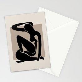 Matisse Print, Henri Matisse, Matisse Poster, Matisse Art,Matisse Cut Out, Fine Art Print, Female Nu Art Print Stationery Cards