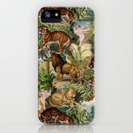 The beauty of the forest iPhone Case