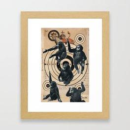 System for Invoking Prosperity Juju #1 Framed Art Print