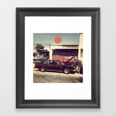 Monterrey Mechanic Framed Art Print